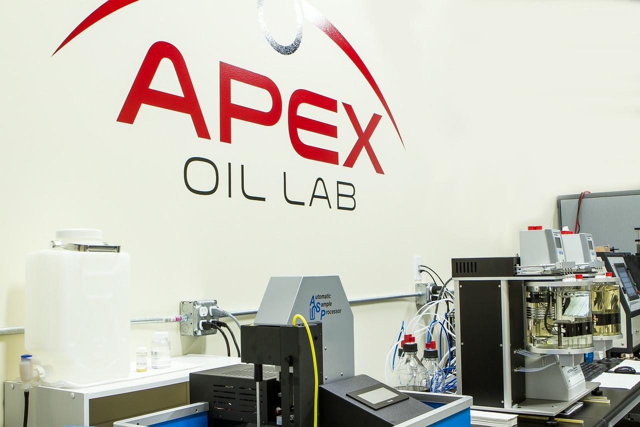 apex oil lab grand rapids michigan