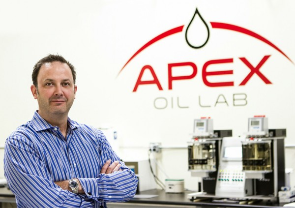 apex oil lab jason rainey